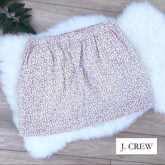 J. Crew Dresses & Skirts - J.Crew cotton skirt